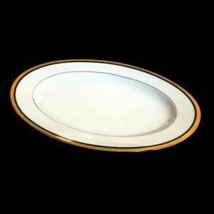 Noritake Elysee Small Oval Serving Platter